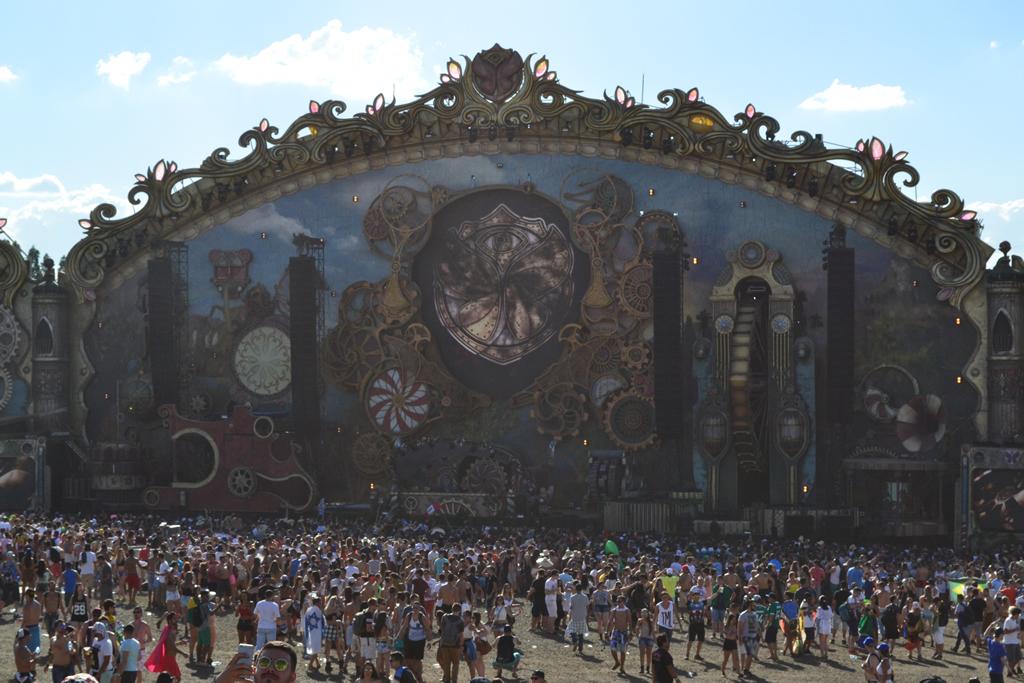 2ª Edição do Tomorrowland Brasil em Itu