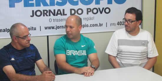 Luis Felipe fala sobre ouro nas Paralimpíadas, ao Periscópio