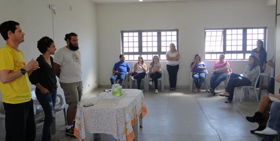 Candidata Monica Seixas visita  sede do Jornal Periscópio