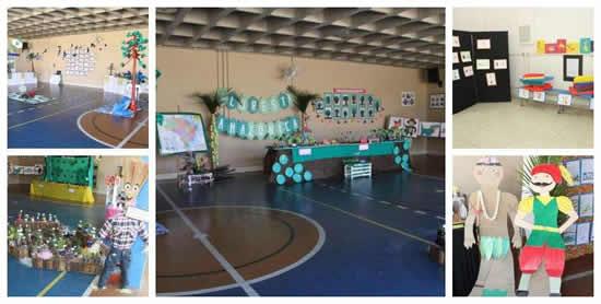 Escola Vagalume e Colégio Lumen  apresentam projetos