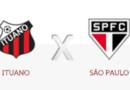 Ituano x São Paulo: venda antecipada de ingressos