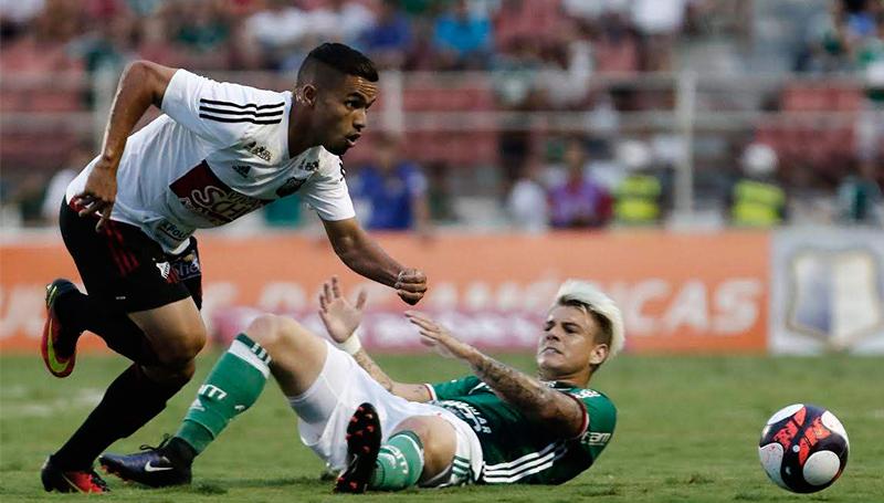 Palmeiras joga hoje pela liderança do Paulistão