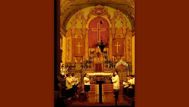 Programação da Semana Santa inicia neste domingo em Teresina