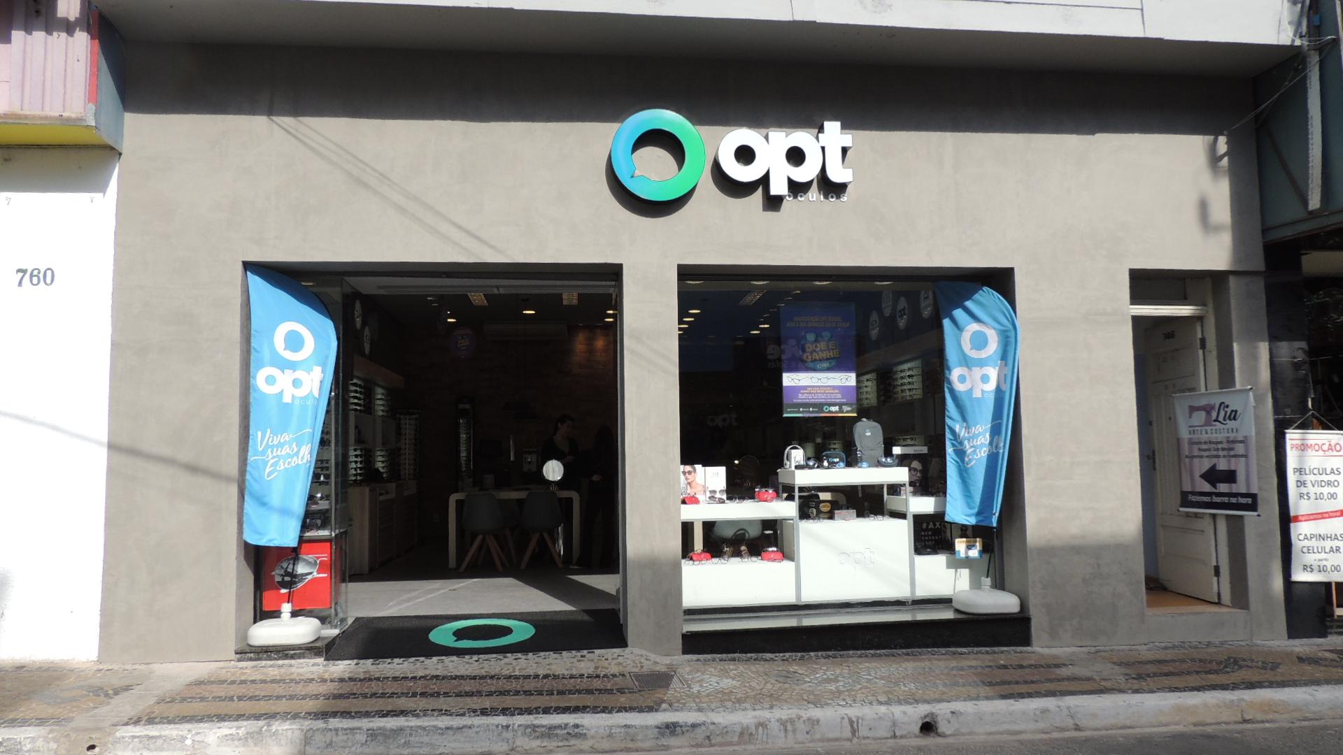 3e6f8d8aa6c82 A OPT Óculos tem o propósito de inspirar as pessoas a enxergar novas  conquistas e foi com essa visão que os empresários Marco Aurélio dos Santos