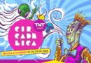 Circadélica agita Sorocaba com patrocínio do TNT Energy Drink