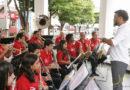 Banda do Carmo faz apresentação em Cabreúva na sexta-feira