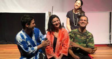 """Espetáculo """"Piquenique no Front"""" é atração do Teatro Nósmesmos neste final de semana"""