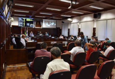 Em primeira discussão, Câmara aprova que a Prefeitura contrate empréstimos