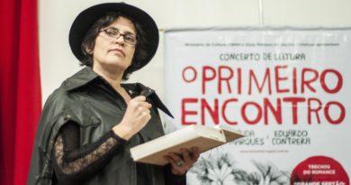 """Atriz Élida Marques promove leituras do clássico """"Grande Sertão: Veredas"""" em Itu"""