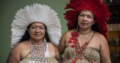 Museu Republicano de Itu recebe lideranças indígenas