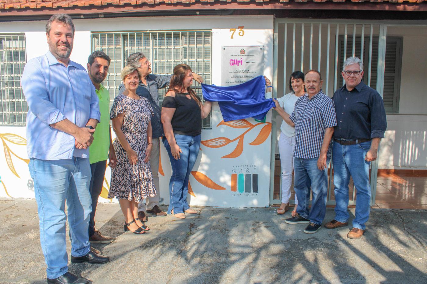 Projeto Guri funciona em nova sede na Praça Gaspar Ricardo - Jornal Periscópio