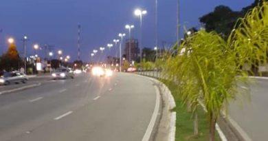 Avenidas e praças de Itu ganham novo sistema de iluminação