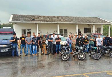 Operação policial do GGI no Alpes promove prisões e apreensões