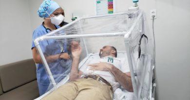 Unimed Salto/Itu produz cápsula que reduz riscos de contaminação de internados