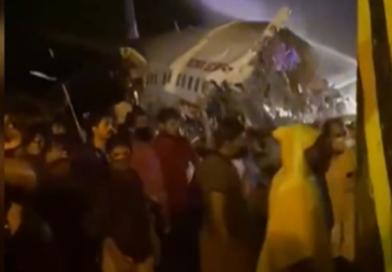 Avião cai na Índia e deixa ao menos 17 mortos