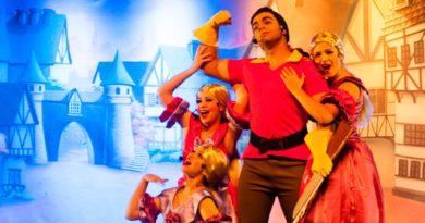 """Espetáculo musical """"A Bela e a Fera"""" é atração no Cine Drive In Cultural em Itu"""