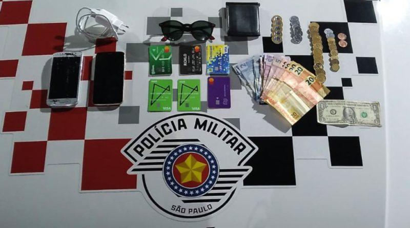 Suspeito de tentativa de latrocínio acaba preso pela Polícia Militar em Itu